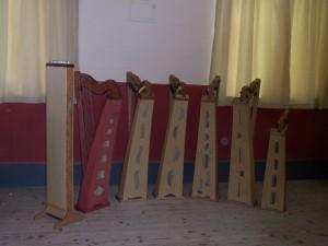 Harp Lineup Moniaive 092012