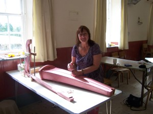 Harp in Progress 092012